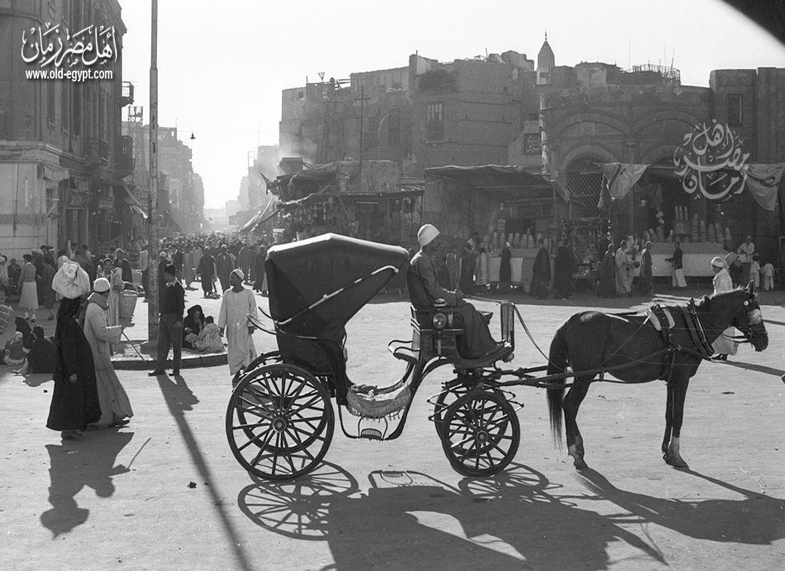 """صورة من محافظة الغربية """" طنطا """" سنة 1959"""