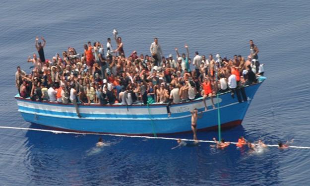 الامن الوطنى يحبط هجرة غير شرعية لعدد كبير من الشباب