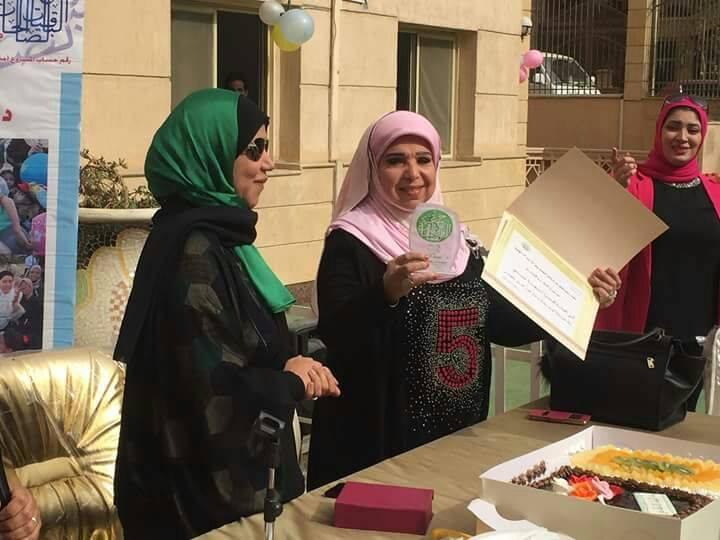 """""""الباقيات الصالحات"""" تحيى إحتفالية """"عيد الأم"""" بتكريم ٥٥ سيدة"""