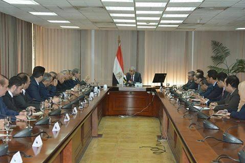 """""""فعاليات منتدي الاعمال"""" سيبحث مسقبل التعاون الاقتصادي بين مصر ولبنان وسبل تعزيز العلاقات التجارية الثنائية"""