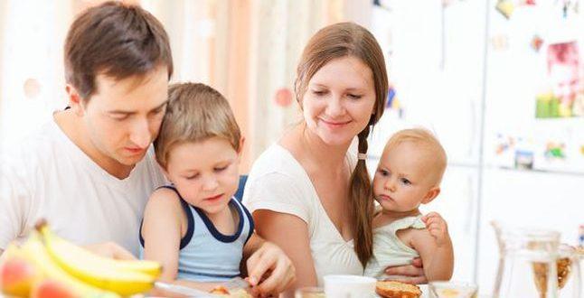 وجبات صحية للاطفال
