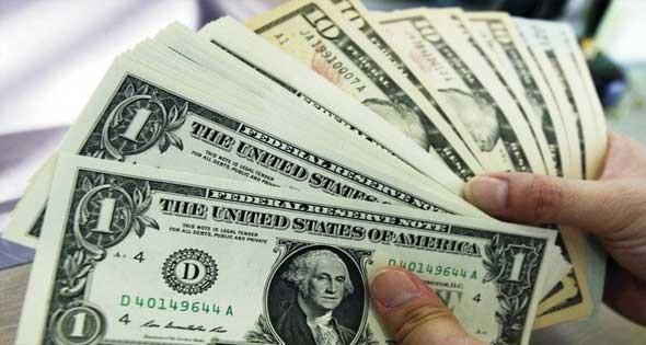 الدولار يسجل 18.18 جنيه فى تعاملات