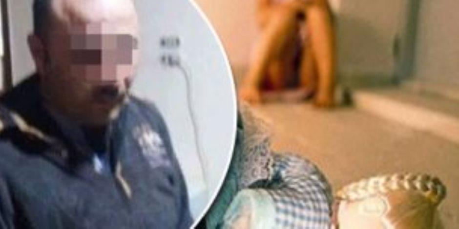 تجديد حبس المتهم باغتصاب رضيعة بالدقهلية 15 يوما