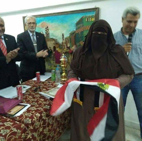 """سفيرة النوايا الحسنه """"  ناريمان """" زيارة الرئيس السيسى للولايات المتحدة الأمريكية تؤكد بعلاقات مصرية امريكية قوية"""