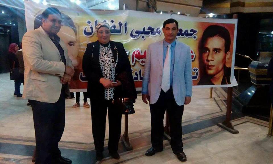 نقابه الصحفين تقيم احتفاليه مرور 40 عامًا على رحيل الفنان عبد الحليم حافظ .