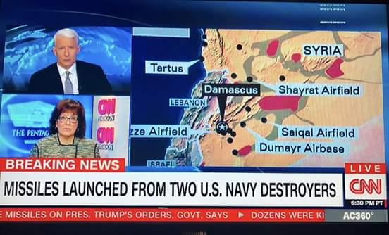 مسئول امريكي: واشنطن ابلغت عددا من الدول بعزمها شن ضربات في سوريا من بينها روسيا