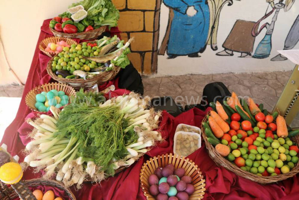 بالصور :احتفالات شم النسيم باحدى النوادى المصرية