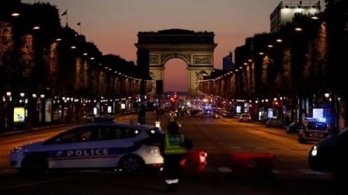 مصادر فرنسية مطلعة، تكشف جنسية منفذ هجوم الشانزليزيه