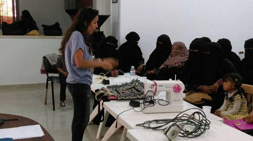 المجلس القومى للمرأة يعقد ورشة عمل تدريبية بسيناء