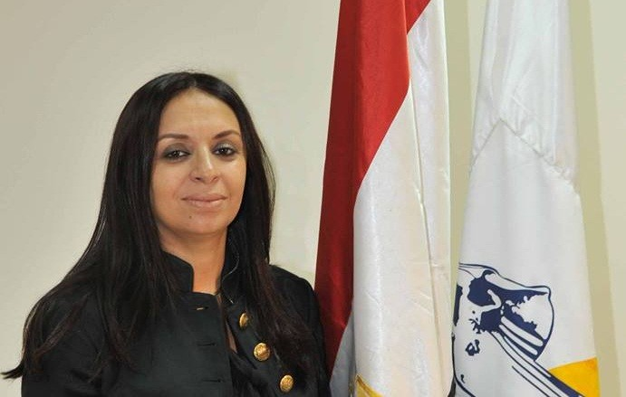 مايا مرسي تعرض استراتيجية تمكين المرأة المصرية 2030
