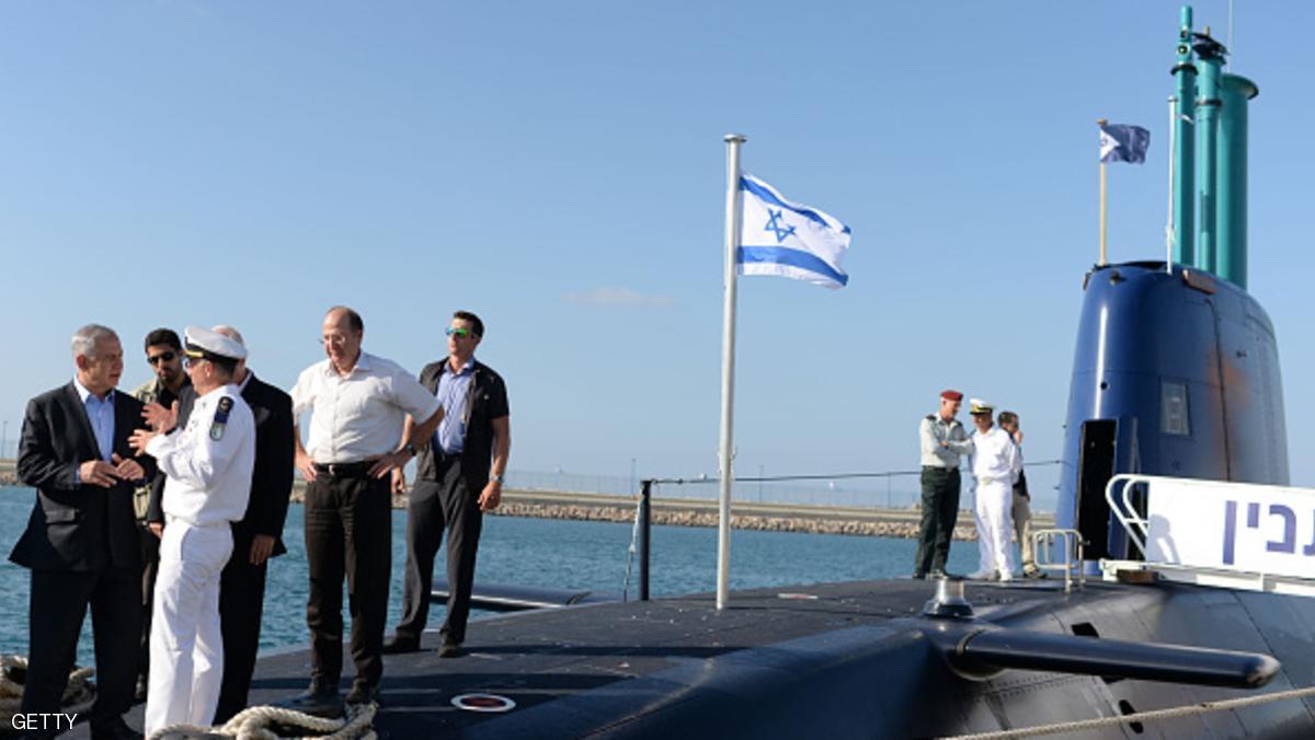 صفقة لبيع ثلاث غواصات نووية لإسرائيل