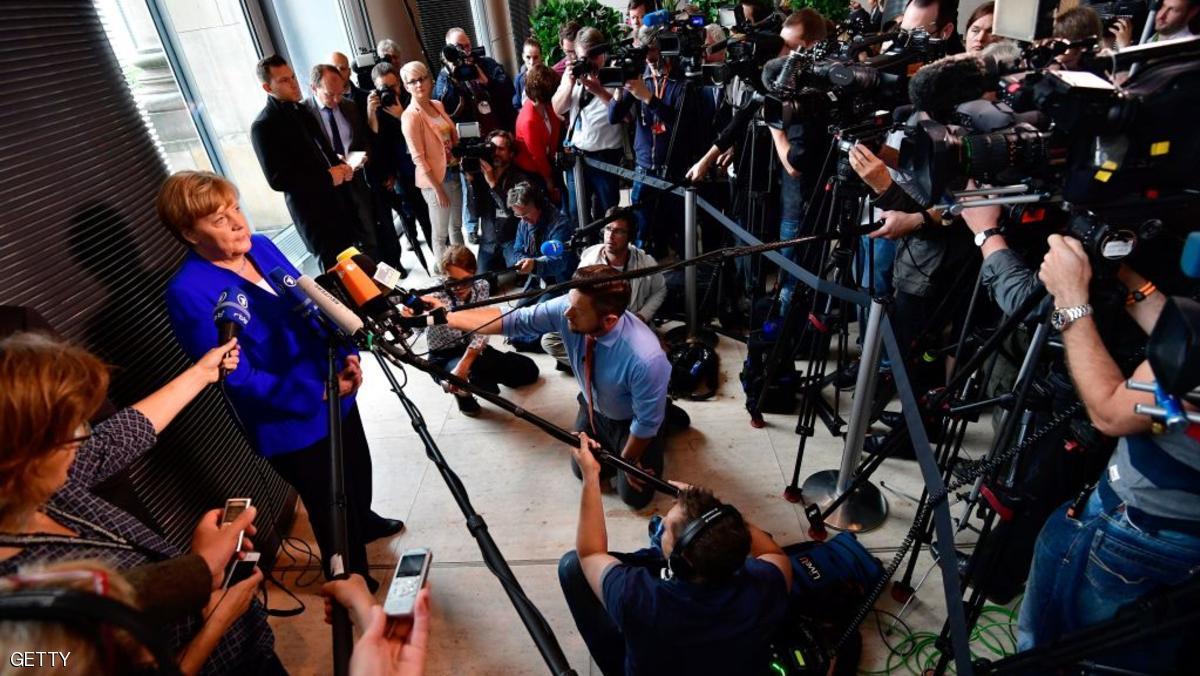 إقرار البرلمان الالمانى بتشريع زواج المثليين