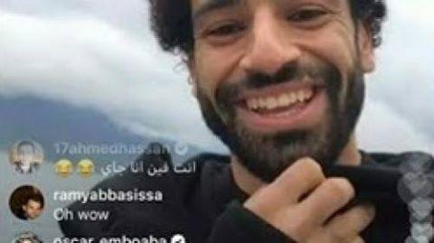 بالفيديو.. محمد صلاح يوجه رسائل للاعبي المنتخب قبل مواجهة غانا