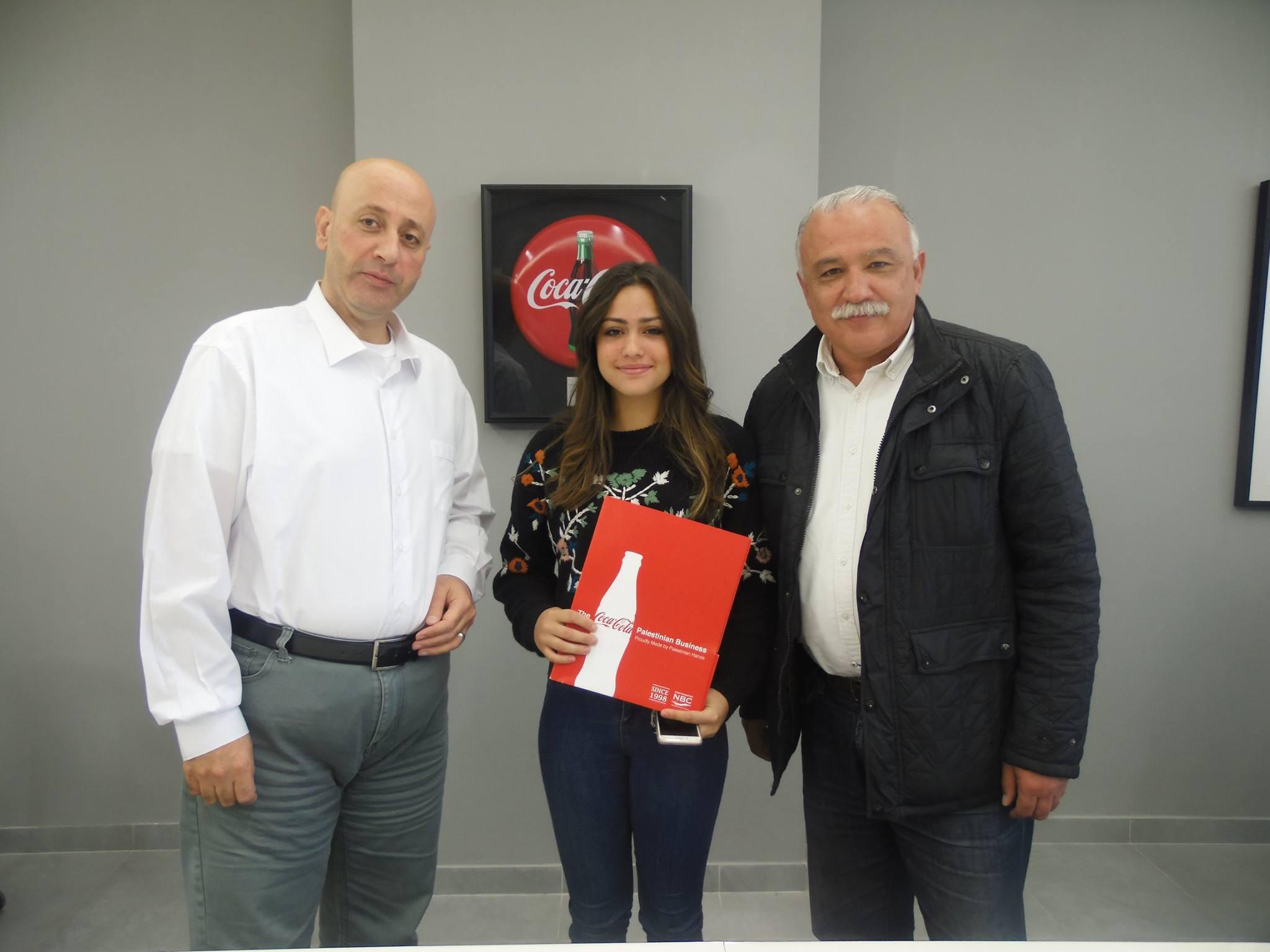 """"""" كوكاكولا """" ترعى مشاركة الفارسة (ليلى المالكي) في معسكر كولومبيا التدريبي"""