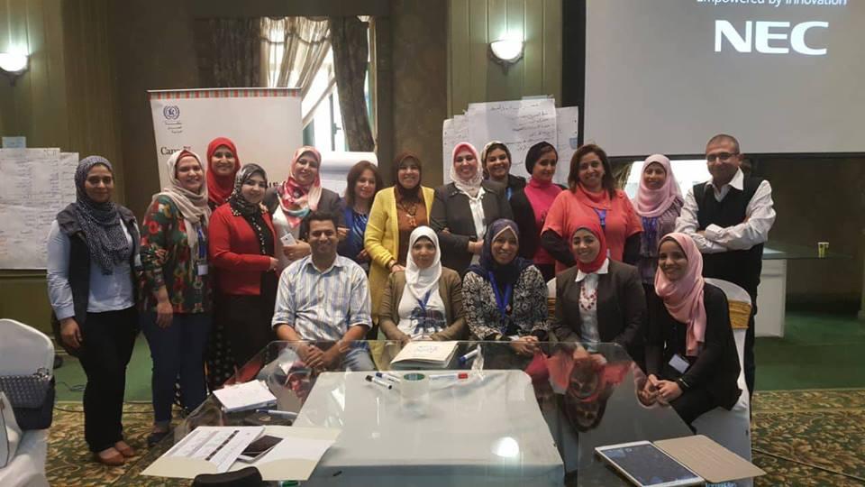 """القومي للمرأة ينظم برنامج تدريبي بعنوان """" صاحبات المشروعات يمضين قدماً"""""""