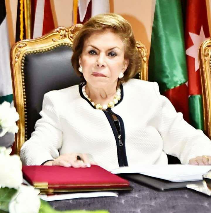 اختيار السفيرة مرفت تلاوي رئيسة لمجلس أمناء مهرجان أسوان الدولي لأفلام المرأة