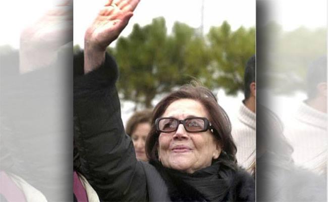 """احتفالية تكريم للمناضلة الجزائرية """"جميلة بوحيرد"""" بالقومي للمرأة"""