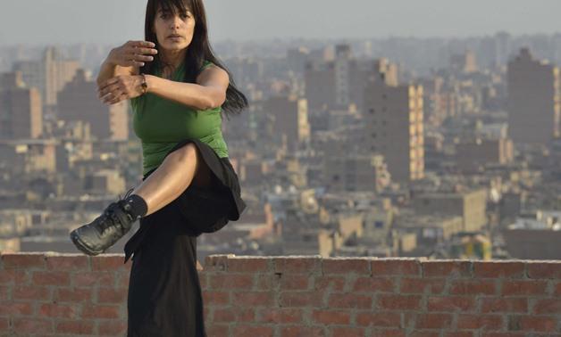 كريمة منصور .. نافذة مفتوحة للرقص المعاصر