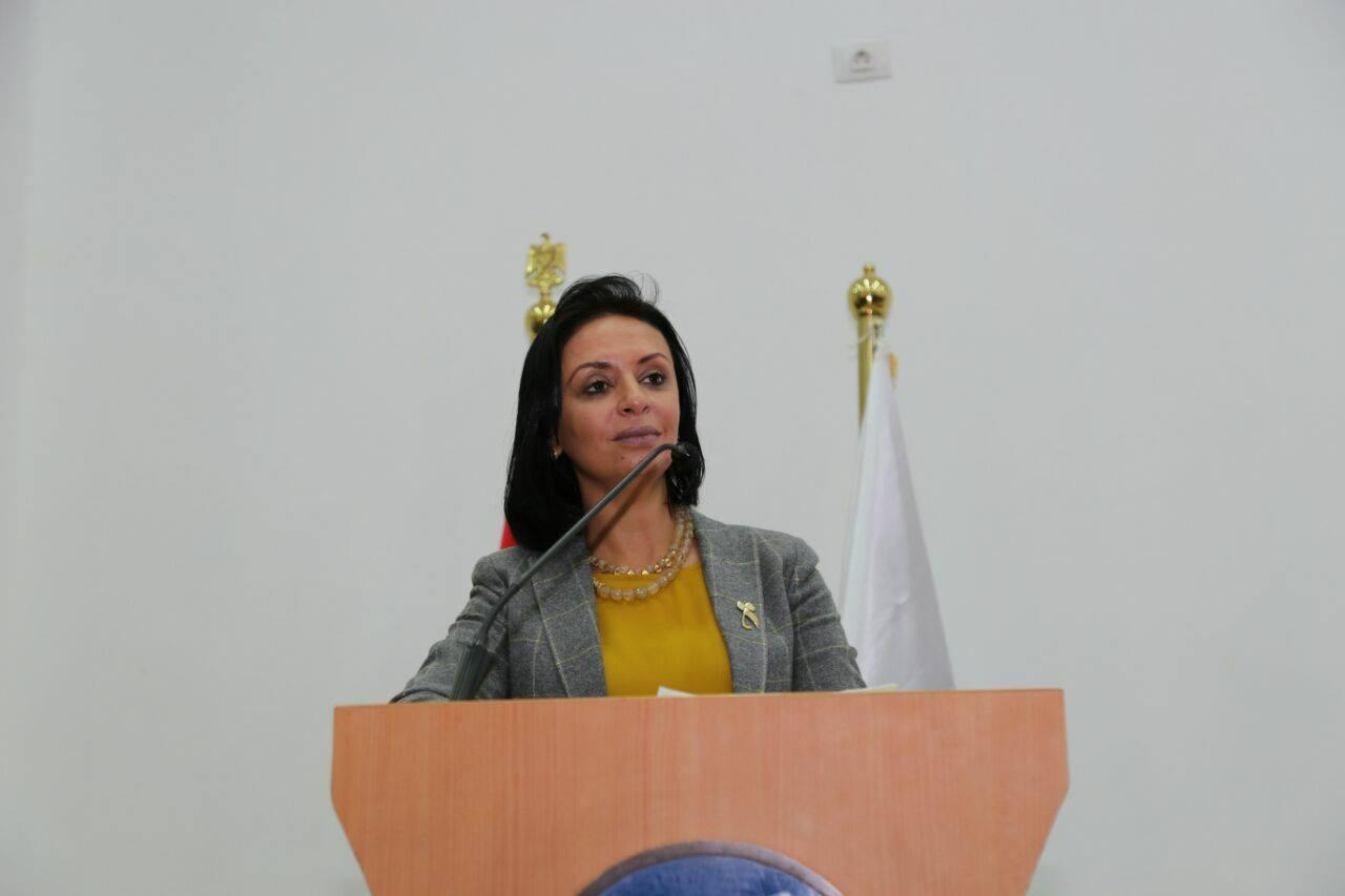 المجلس القومي للمرأة ينظم احتفالية تكريم المناضلة الجزائرية جميلة بو حيرد