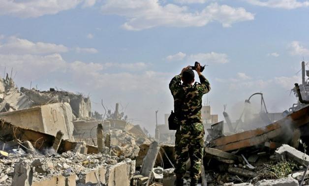 """""""المهمة أنجزت"""" في سوريا والدوافع الأمريكية مخفية"""