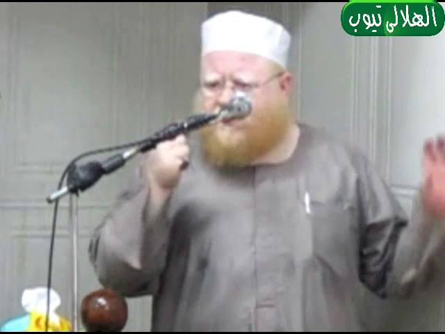 بالفيديو .. خطبة الجمعة حول الرد الآليم علي رامووس الأثيم للشيخ موسي الهلالي