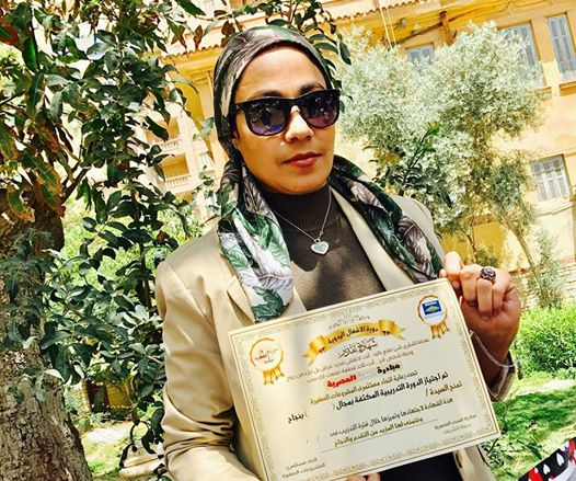 مها شتا :غادرت الخليج من اجل عيون مبادرة الست المصريه