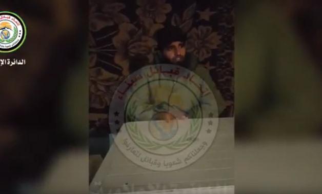 بالفيديو: ارهابي يكشف اتصالات الجزيرة وعلاقتها بالارهاب
