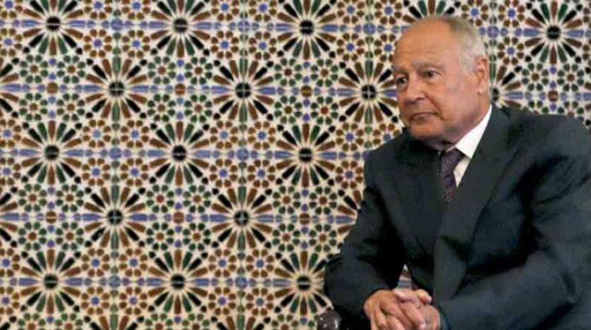 حوار الأمين العام لجامعة الدول العربية مع صحيفه الشرق الأوسط