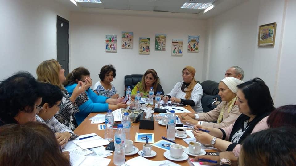 المجلس القومي للمرأة يعقد اجتماعا اليوم للجنة العلاقات الخارجية