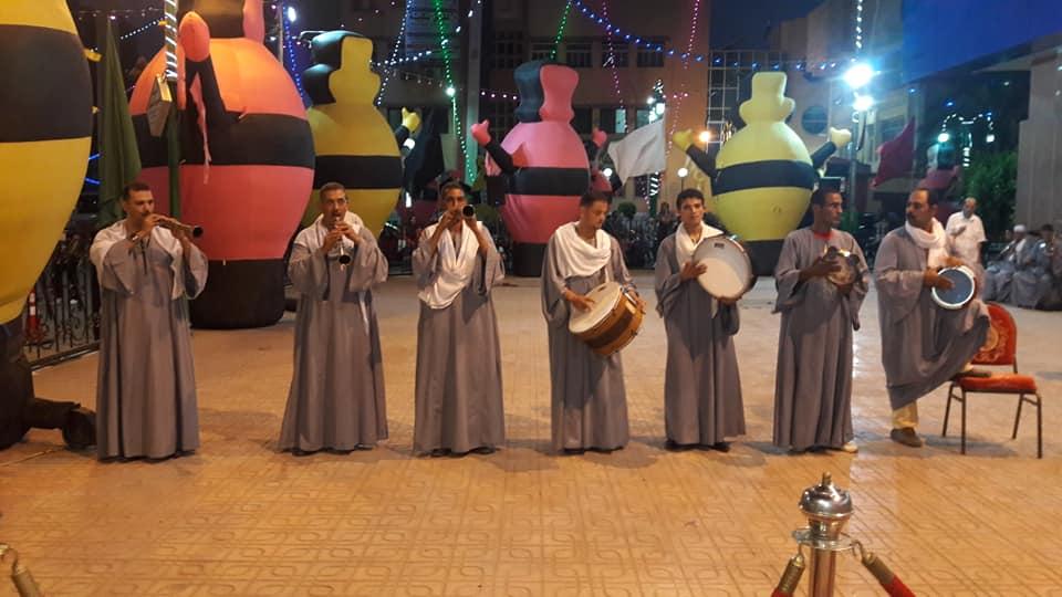 تألق فرقة بلبيس للموسيقي العربية بعيد الشرقية القومي