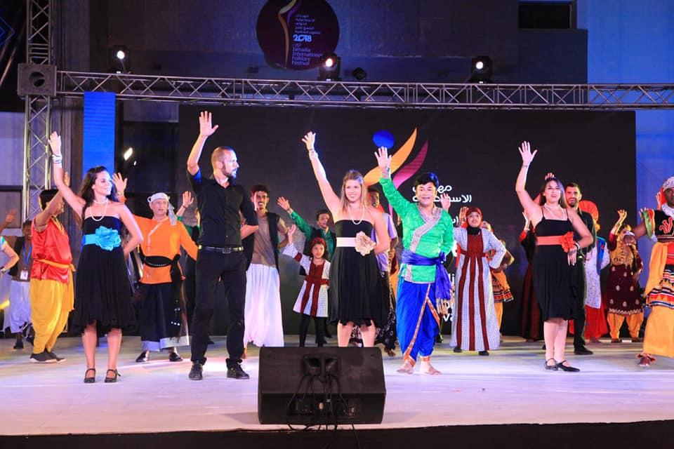 الجماهير تشعل ختام مهرجان الإسماعيلية للفنون الشعبية