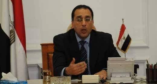 مدبولي :إجمالي الإستثمارات بمدينة السادات 6.838 مليار جنيه