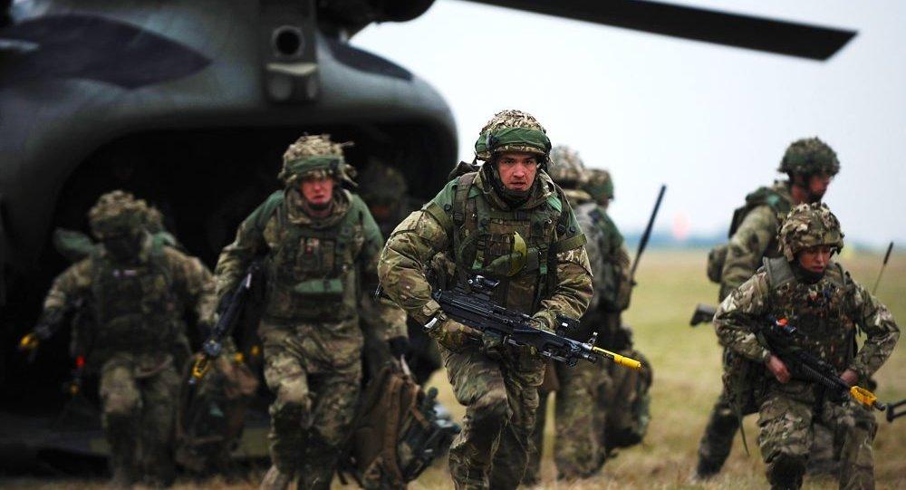 بريطانيا تؤكد مشاركتها فى ضرب سوريا