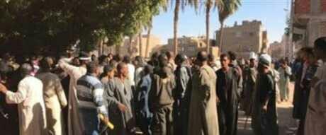 المنيا تشهد اشتباكات بالاسلحة النارية بقرية زاوية سلطان