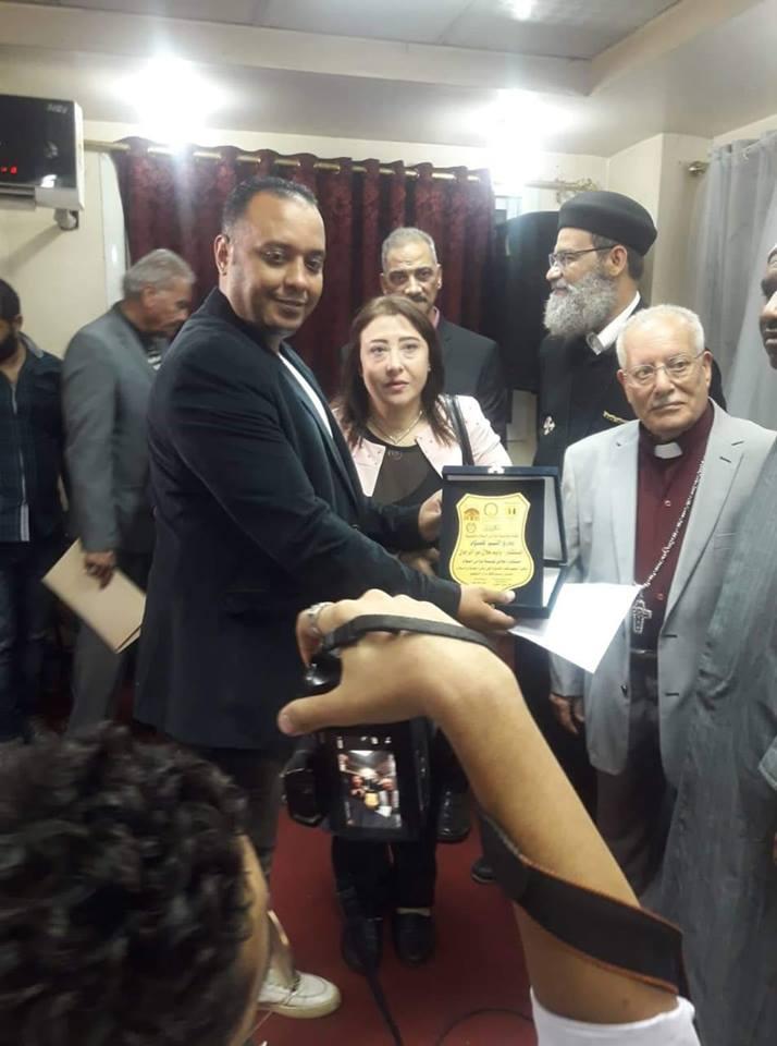 مؤسسة نبراس السلام والتنمية تكرم عز الرجال