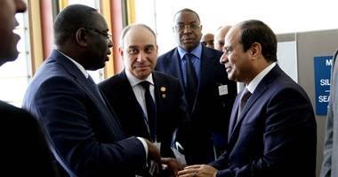 الشيخ منصور نياس يؤكد أن علاقة مصر والسنغال روحية ودينية