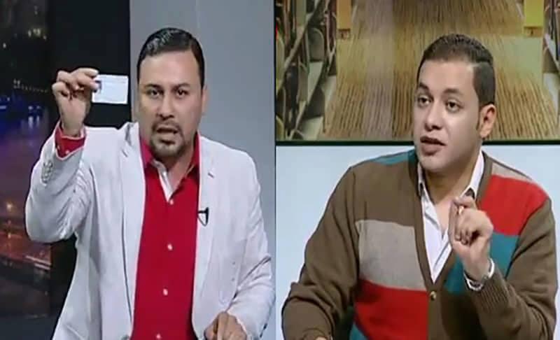 أحمد مهران يرد على إشاعة شطب قيده من نقابة المحامين
