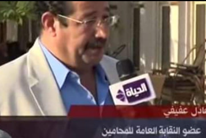 لا تهاون في حق المحامي احمد نعمة الله