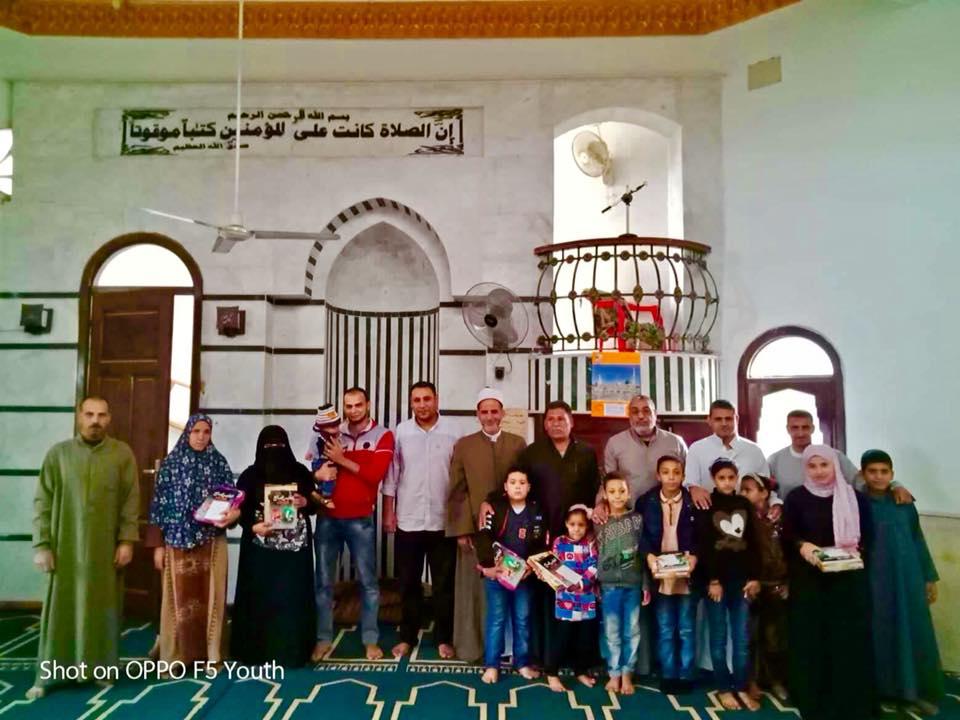 """بالصور…جمعية شباب سملا تكرم الفائزين بمسابقة """"السيره النبوية الشريفه"""""""