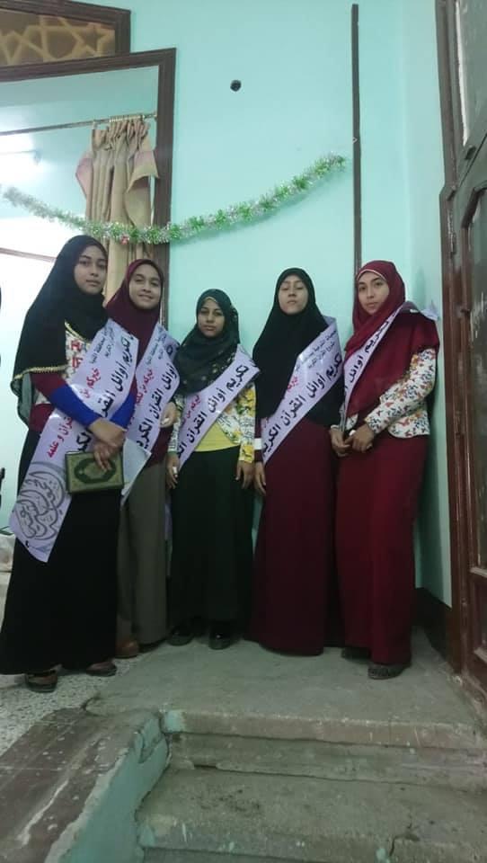 الجمعية الشرعية تكرم أوائل القرآن الكريم بالمنيا