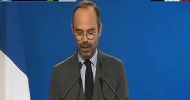 رئيس وزراء فرنسا يرفض أعمال العنف ويتعهد بعقاب المخربين