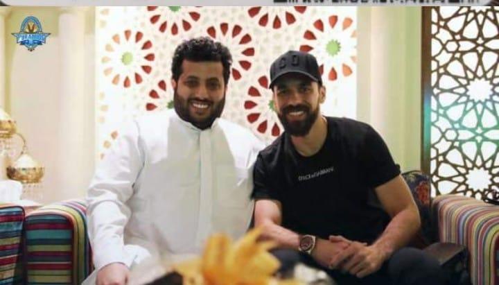 رسميا:«بيراميدز» يتعاقد مع «عبدالله السعيد»