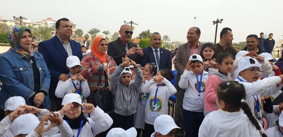 مؤسسة الإبن الخاص تقيم حفل لذوى القدرات الخاصة بكفر سعد دمياط