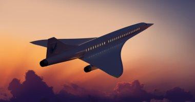 الطائرة الأسرع من الصوت تنطلق فى أولى رحلاتها خلال العام الجارى
