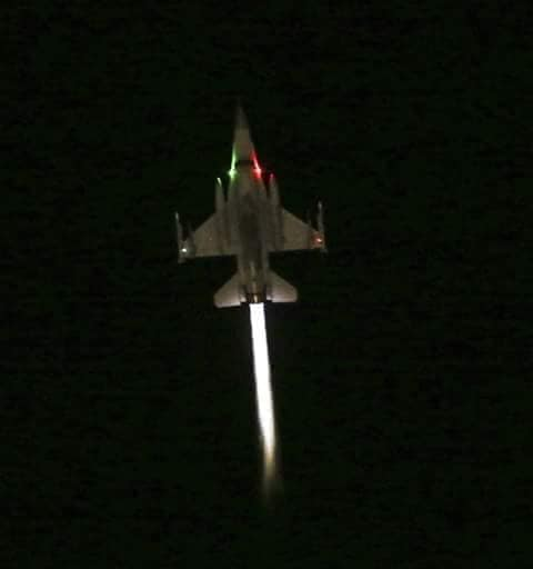 صحيفة اسرائيلية تكشف اختراق مقاتلة مصرية للمجال الجوي الاسرائيلي
