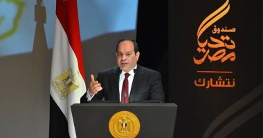 الرئيس السيسي يرحب بالرئيس السودانى عمر البشير ضيفًا عزيزًا على مصر