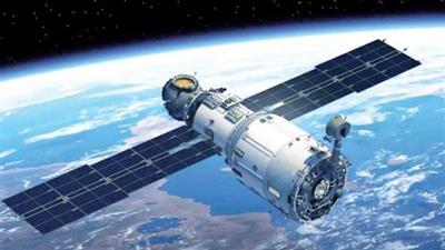 السعوديه تشهد انطلاق أول قمر للاتصالات الفضائية