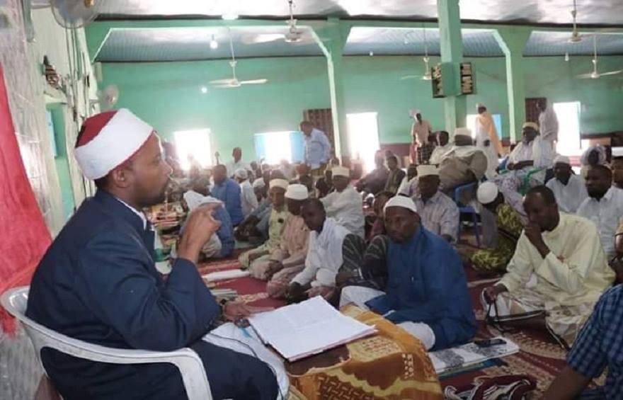 الأزهر يسلط الضوء علي الوسطية فى الإسلام بالصومال