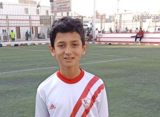 محمد هيثم يتوج بلقب أحسن لاعب في بطولة نادي الصيد للناشين لعام 2019