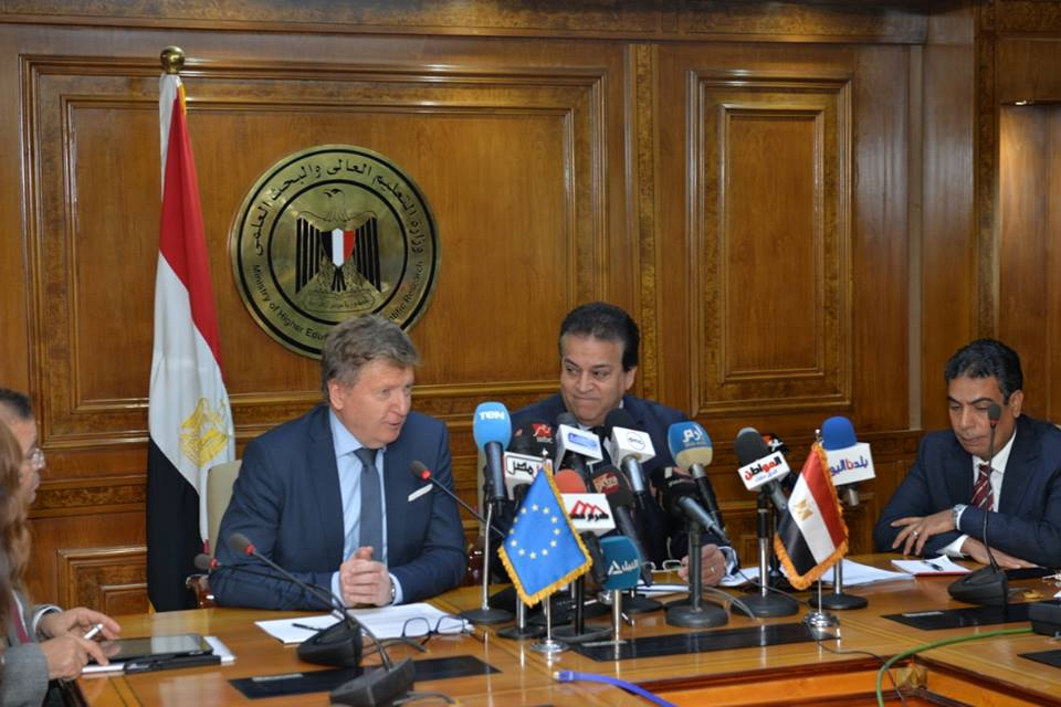 الاتحاد الأوروبي يؤكد على أهمية التعاون مع مصر في مجال التعليم